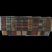 """SOLD Unique Vintage """"Book"""" Pencil Box"""