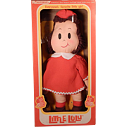 SOLD Minty Little LuLu doll by Horsman with box