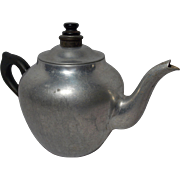 SALE Vintage Wear-Ever Aluminum Tea Pot 3-Piece #38