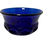 SALE Indiana Kings Crown Cobalt Bowl