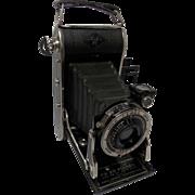 Vintage Art Deco Design Agfa Ansco PB 20 Plenax Folding Camera