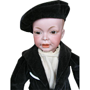 SFBJ 226 just sign with 226  French character doll 16 inches.