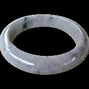 Chinese Blue Jadeite Bangle