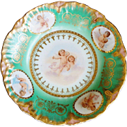 Carlsbad 1890-1913 Victoria Cherubs Bowl
