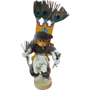 Collectable Native American  Fran Yazzie Kachina Butterfly Doll