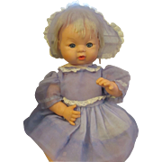 Sweet little doll made by Plated Moulds