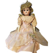 Antique German bisque, Ruth Doll 14/0