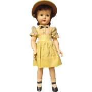 Vintage Effanbee Doll 1950's