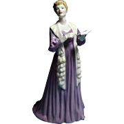 "REDUCED Royal Doulton ""Rare"" Lady Figurine Recital HN4466  YOP 2004"