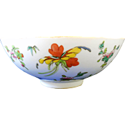 19th Century Famille Rose Chinese Bowl