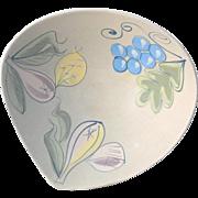Retro Mid-Century California Cleminsons Pottery Salad Bowl