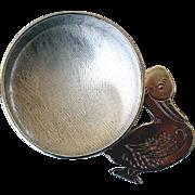 Vintage Child's Sterling Silver Napkin Ring by Webster Co.