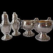 Vintage LaPierre Sterling Silver Holloware, 4 Pieces