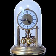 SOLD Vintage German Kern 400 day anniversary clock