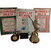 Vintage Car Lovers Lot