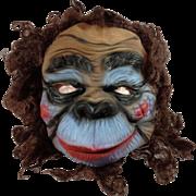Vintage Rubber Gorilla Mask China