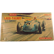1949 Lago-Talbot Merit Super Kit 1/24 Scale Model