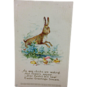 James Pitts Embossed Brer Rabbit