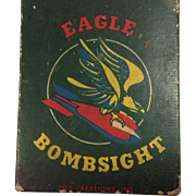 WWII Bombsight Toy
