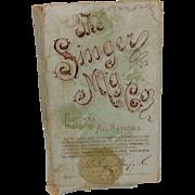 1893 World's Fair Singer Souvenir Cards