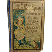 1890 Illustrated Children's Book