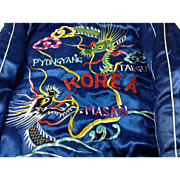 Reversible Korea / Japan Embroidered Jacket