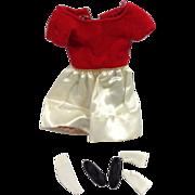 Skipper's Silk & Fancy Dress Mattel 1963