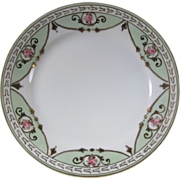Nippon Hand Painted Plates Set of 4