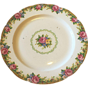 Paragon Tapestry Rose China, Decorative Plate