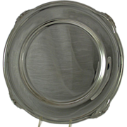 REDUCED Round Platter 16 in. Jubilee, Patented Pattern