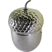 Acorn Ice Bucket, Thermos Lining