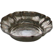 REDUCED Round Shaped Sweet Dish Embossed