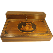 Sorrento Ware Writing Slope Box