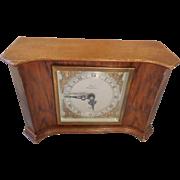 Vintage 8 day Elliott Mantel Clock
