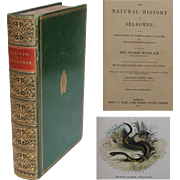 SALE The Natural History of Selborne - Reverend Gilbert White