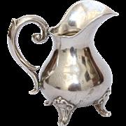 SALE 18th Century Baroque Silver Creamer 12 Lot (.750)