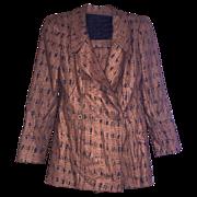 Vintage Chloe Wool 2-Piece Suit