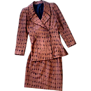 Vintage Chloe 2-Piece Wool Suit