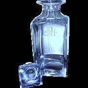 Macallan Whiskey 1965 25 years Tudor Decanter
