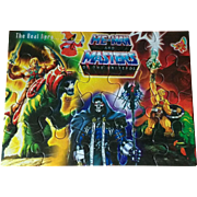 SALE He-Man and the Masters of the Universe MOTU India Unused Puzzle featuring Skeletor ...