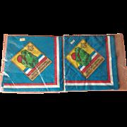 SALE 1973 National Scout Jamboree BSA Boy Scouts Of America Neckerchief Memorabilia Logo
