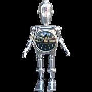 SOLD Robot Clock