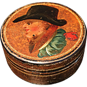 SALE 1st Duke of Wellington Lacquer Box. 1820