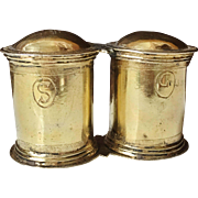 SALE 17th C Solid Silver Spice Box. Exremely Rare!