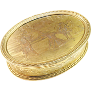 SALE French Antique Victorian La Belle Époque Bronze Jewelry Casket Dresser Box. Large.