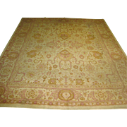 SALE Rare and Fine Antique AMISTAR Oriental Rug ca. 1890 8' x 9'11 $10 ...