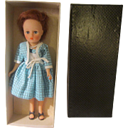 Horsman Cindy Doll With Original Box 1950