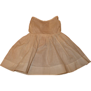 SOLD Sweet Early 19th century fine cotton under-dress with Provenance