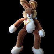 "18"" Steiff plush Lulac rabbit"