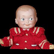 Armand Marseille Bisque Head Googly Eye Doll
